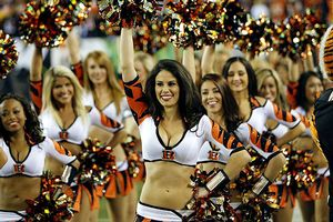 Bengals Cheerleader