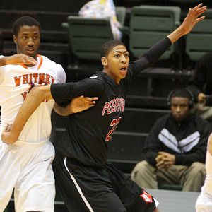 Perspective High School forward Anthony Davis