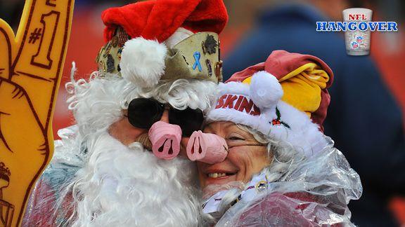 Redskins fans (NFL Hangover)