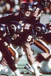 1985 Bears Offensive line