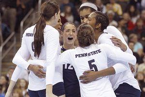 PSU volleyball