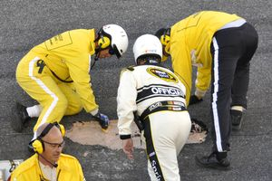 Daytona Pothole