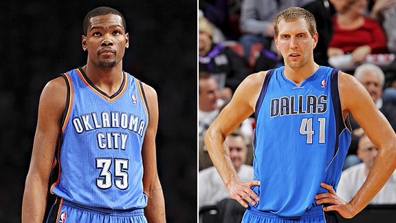 Dirk/Durant