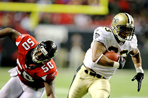 Saints Pierre Thomas