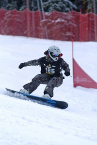 AAS co-founder and double leg amputee Amy Purdy.