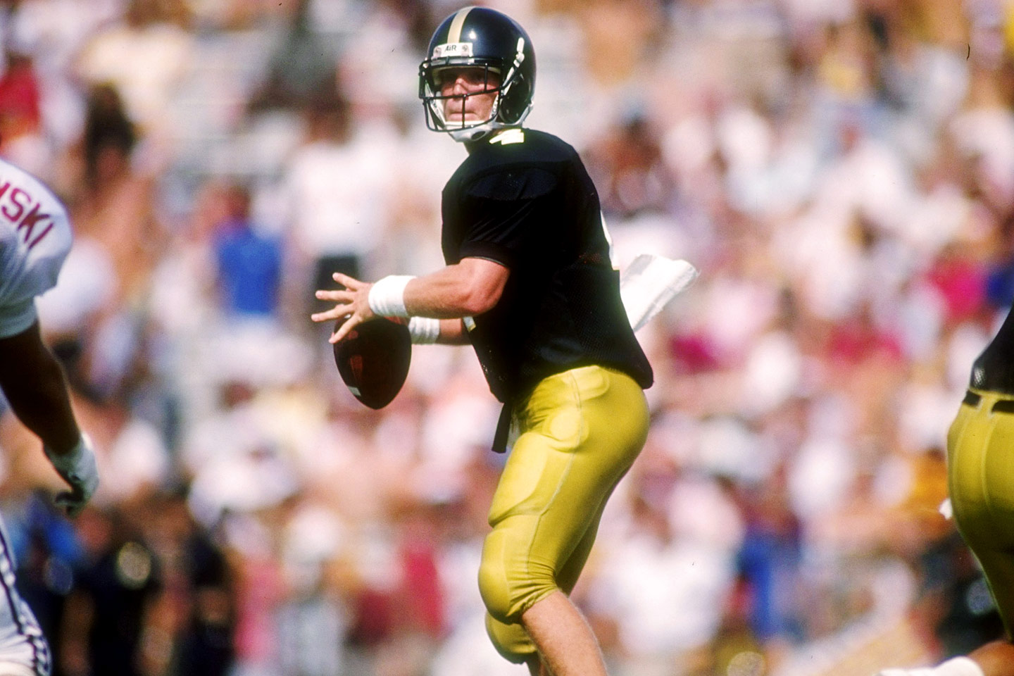 official photos 2f2a0 13702 Brett Favre's Career: From Southern Miss to the NFL - ESPN