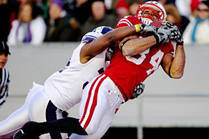 Wisconsin's Lance Kendricks