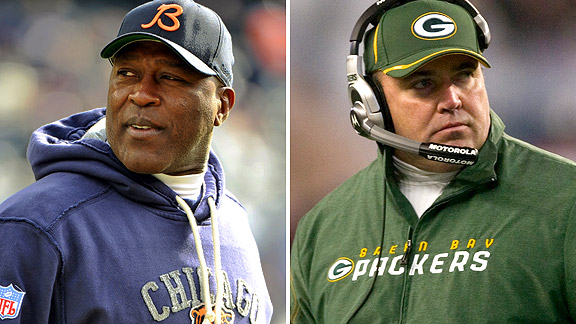 Lovie Smith/Mike McCarthy