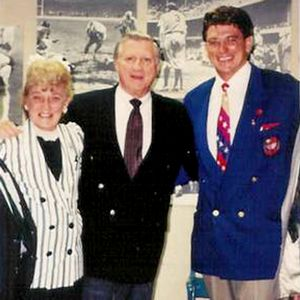 George Steinbrenner and Ron Karnaugh