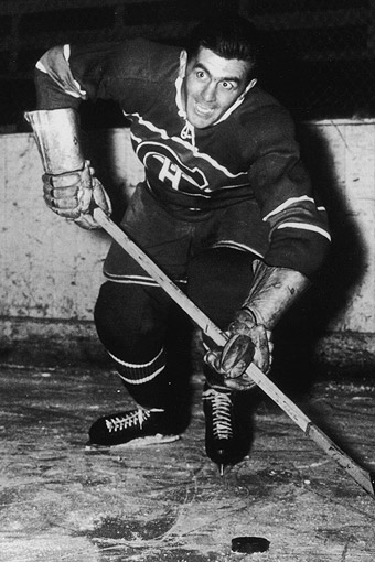 Maurice Richard, 1944-45