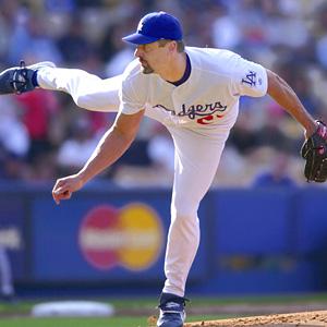 Los Angeles Dodgers' Kevin  Brown