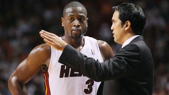 Wade and Spoelstra