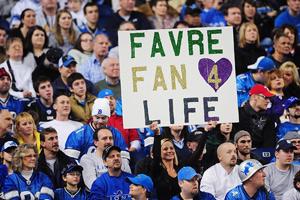 Brett Favre Fans