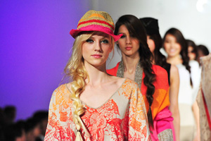 Escada's 2011 Spring/Summer Collection