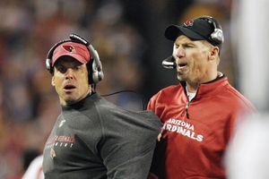 Todd Haley, Ken Whisenhunt
