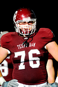 Texas A&M's Jacke Joeckel