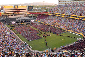 Arizona State commencement