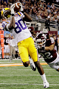 LSU's Terrence Toliver