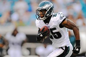 Philadelphia Eagles running back LeSean McCoy