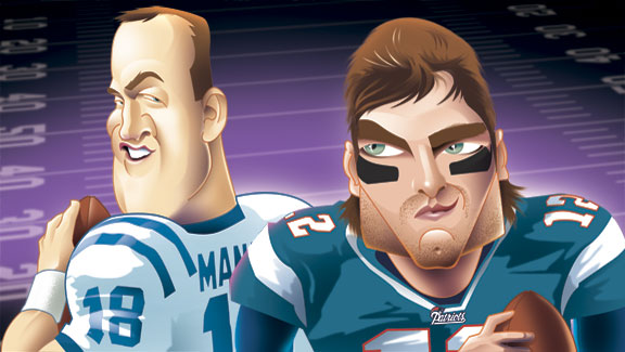 Brady-Manning Simmons illustration