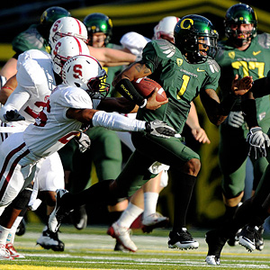 Oregon's Darron Thomas