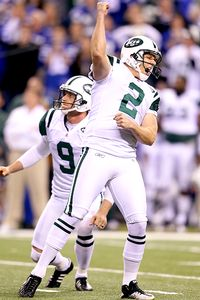 Nick Folk's field goal makes New York Jets' memories of Doug Brien