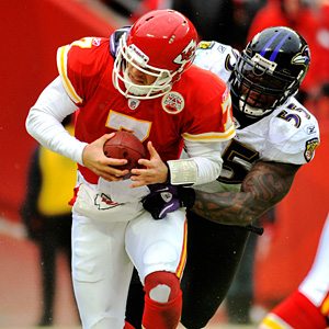 Kansas City's Matt Cassel