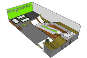 The design for Snogression.