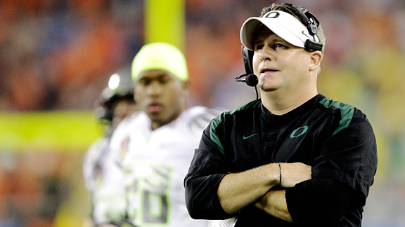 Oregon's Chip Kelly