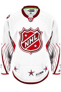 NHL All-Star Jersey (White)