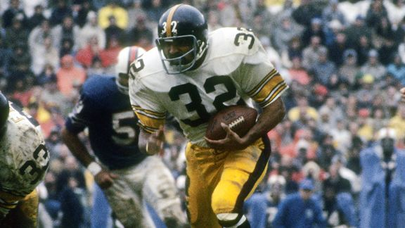 2736ea57875 Franco Harris chats with Page 2 about his Pittsburgh Steelers career ...