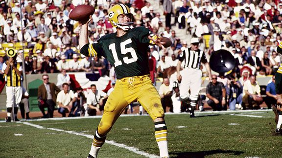 Green Bay Packers legend Bart Starr makes Page 2's All-Nativity Team for the holiday season.