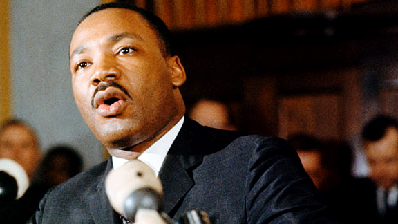 Martin Luther King, the renaissance man