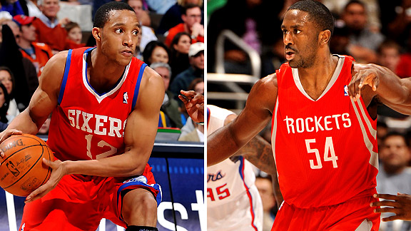 Evan Turner/Patrick Patterson