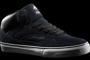 The Westgate pro shoe from Emerica.