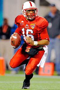 NC State's Russell Wilson