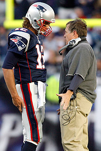 Tom Brady/Bill Belichick
