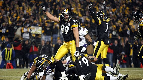 2006 nfl pittsburgh playoffs