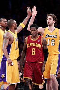 Cleveland/Lakers