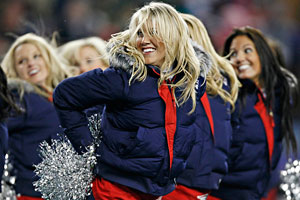 Pats Cheerleader