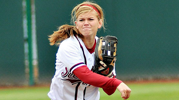 This is more than just a rival series for Stanford's Ashley Hansen; it's a homecoming.