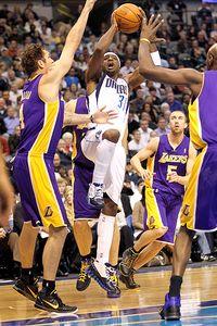 Los Angeles Lakers defense