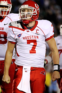 Houston's Case Keenum