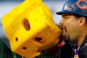 Bears-Packers Fans