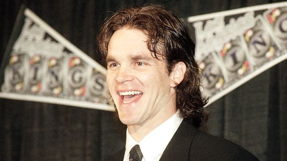 Luc Robitaille Has Celebrity Hockey Match To Benefit Charity