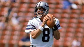 Steve Young with the Los Angeles Express in the USFL