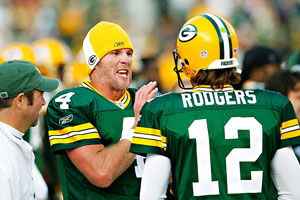 Rodgers/Favre
