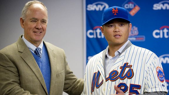 Sandy Alderson, Chin-Lung Hu
