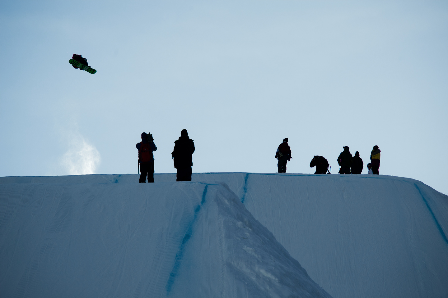 Halldor Helgason, Snowboard Big Air