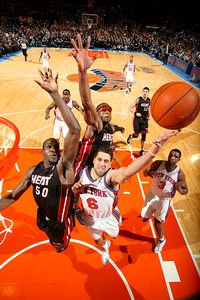 Nathaniel S. Butler/NBAE/Getty Images Knicks rookie Landry Fields